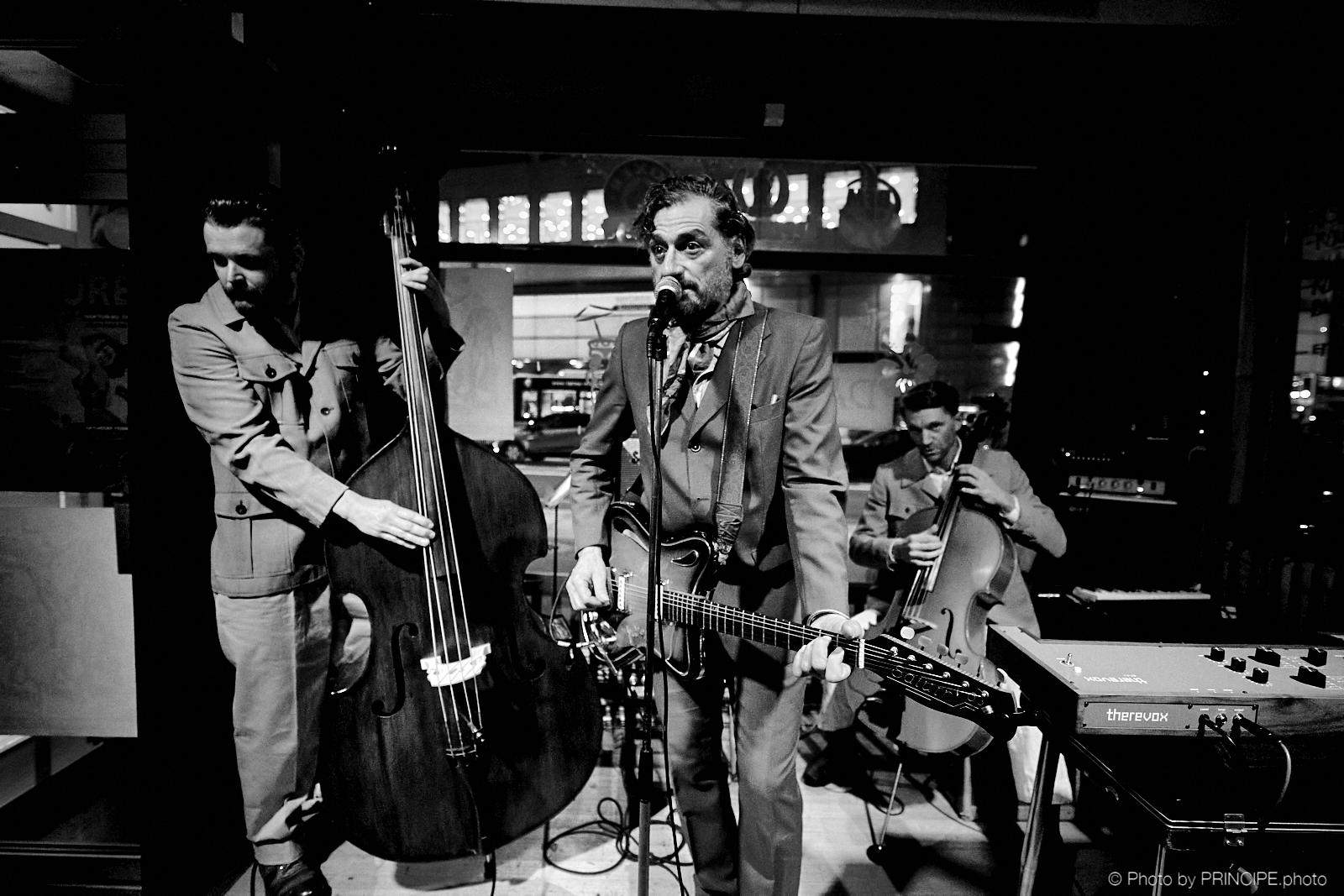 Stanley & Stanley & Stanley @ Dan'ton-Ku Tiki Bar