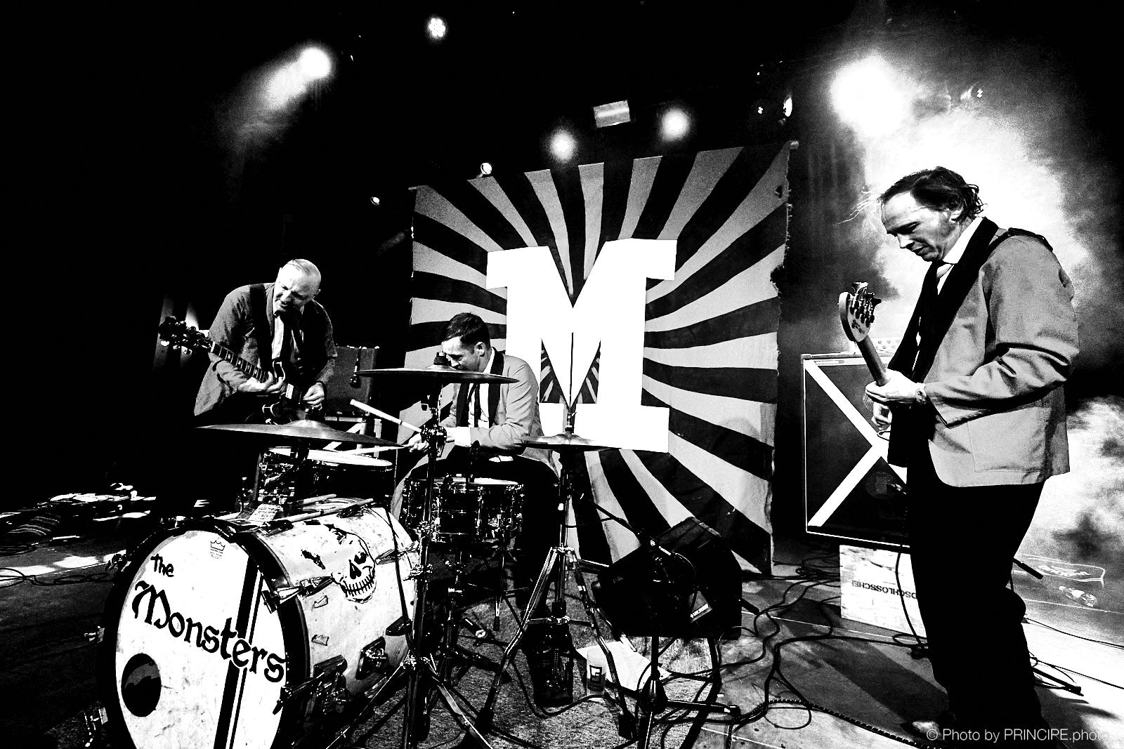 The Monsters @ Voodoo Rhythm Label Night