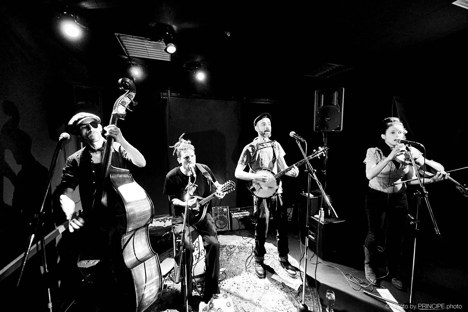 The String Stranglers @ Atomic Café