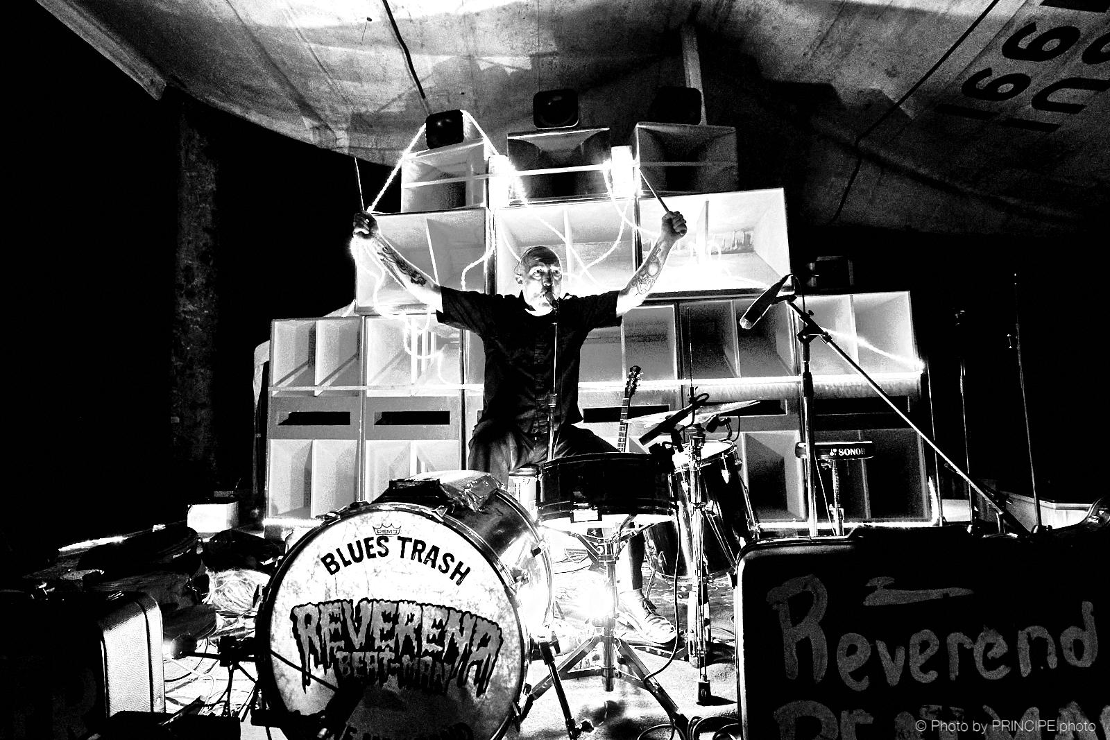 Reverend Beat-Man @ FestiWald
