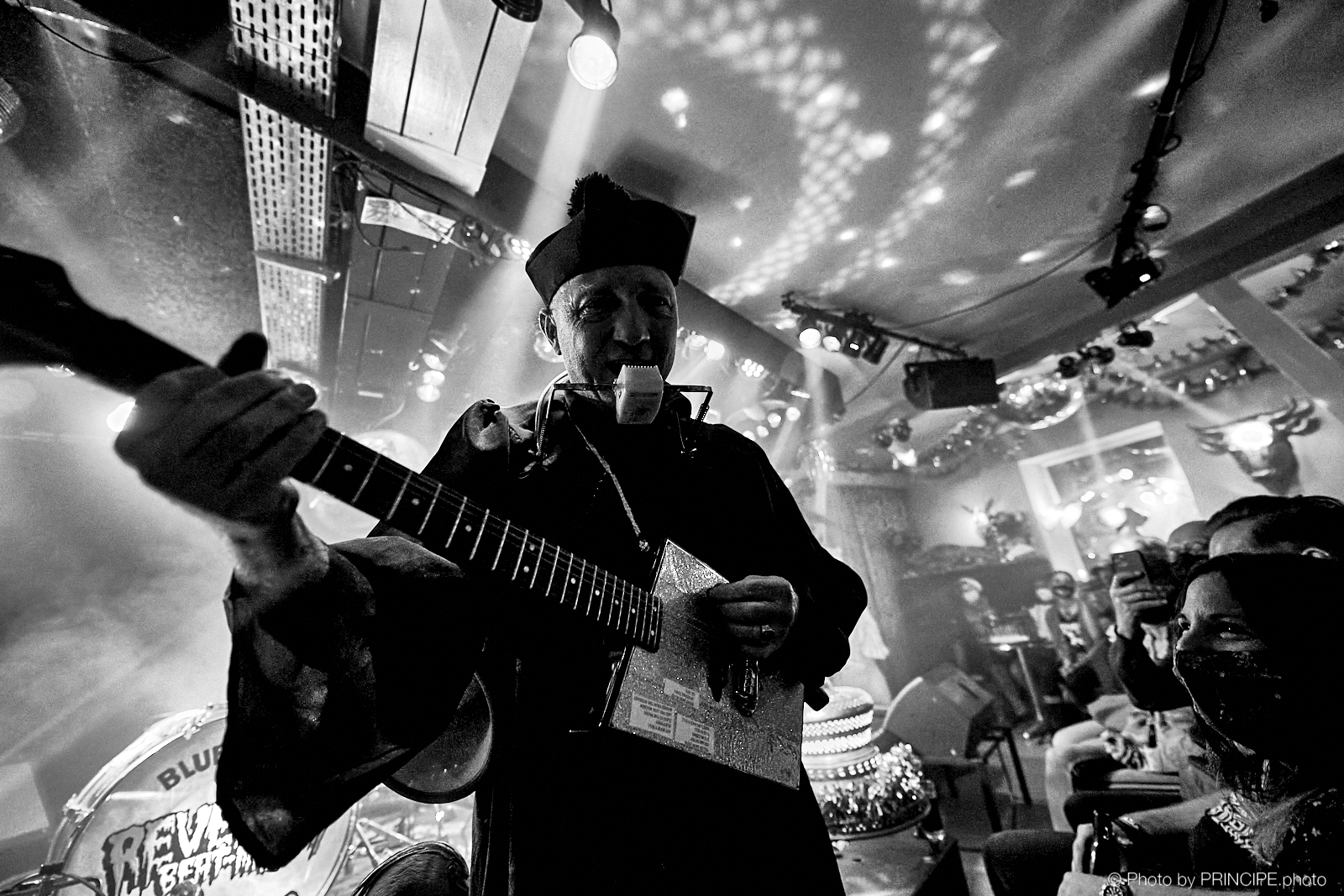 Reverend Beat-Man @ Café Bar Mokka