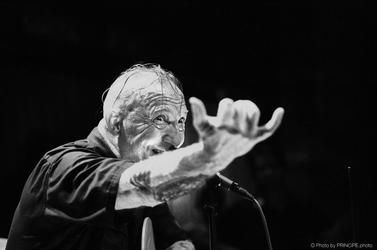 Reverend Beat-Man @ Schlachthaus Bern