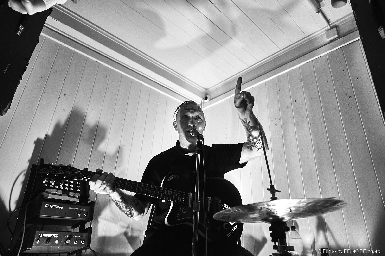 Reverend Beat-Man @ Grand Palais Bern