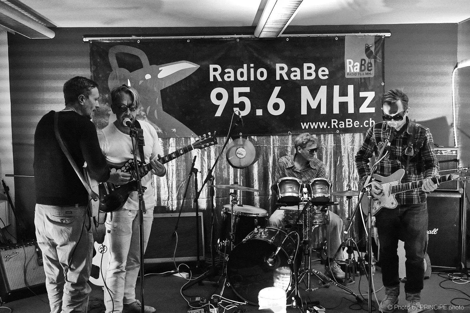 Roy & the Devil's Motorcycle @ 25 Jahre Radio Rabe, Sollbruchstelle